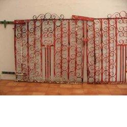 画像1: アイアンゲートセット【Antique Iron Gate Set】