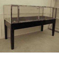 画像1: ディスプレイキャビネット【Antique Display Cabinet】