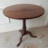 ジョージアン時代のフォールディングテーブル♪イギリスアンティーク