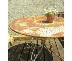画像1: ガーデンテーブル 【Antique Garden Table】