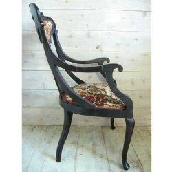 画像2: 木彫りの椅子