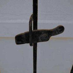 画像2: アイアンゲート【Antique Iron Gate】