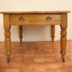 画像2: テーブル 【Antique Table】