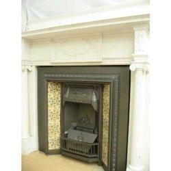 画像1: 暖炉枠